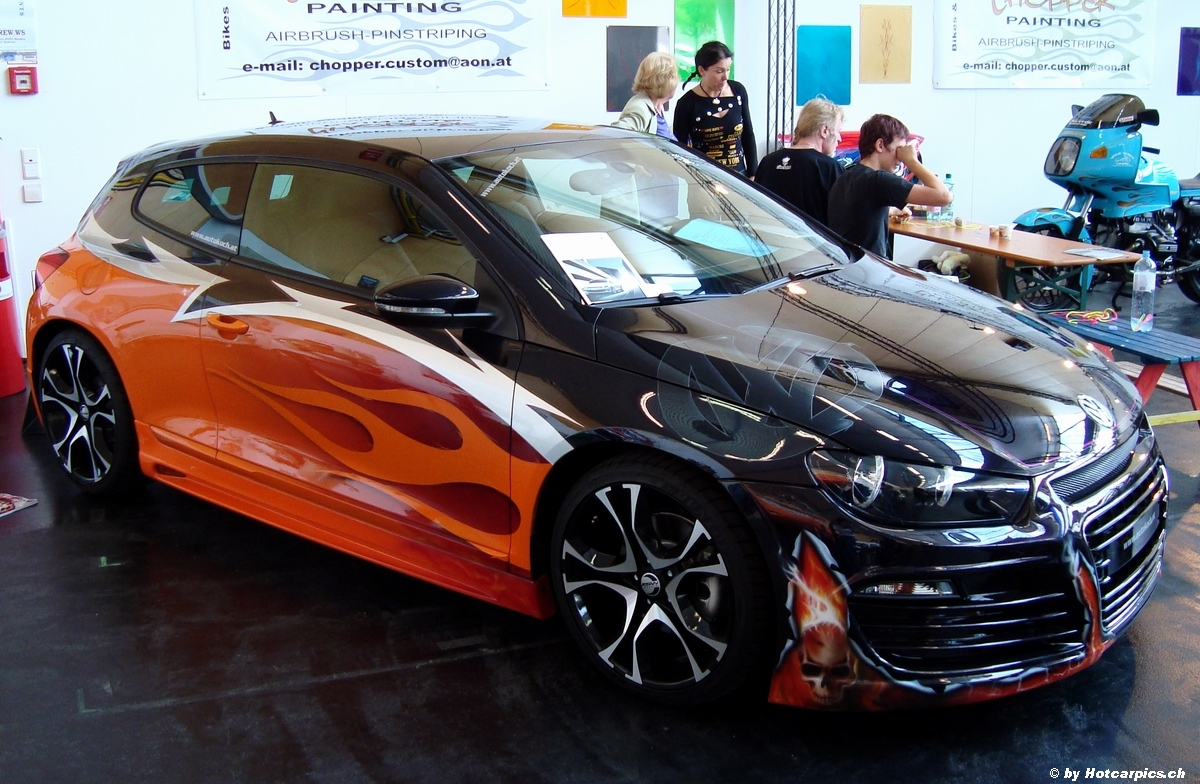 Tuning Cars And News 2012 Vw Scirocco Tuning